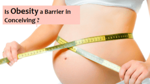 Obesity A Barrier in Conceiving