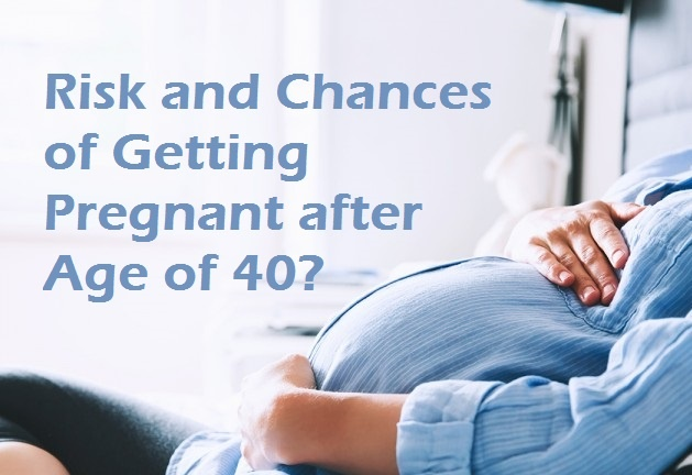 Risk and Chances of Getting Pregnant after Age of 40
